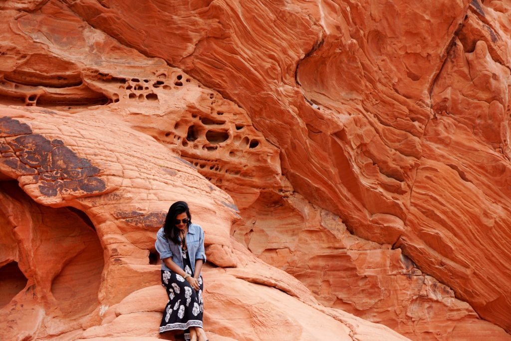 Travek Blogger Valley of Fire