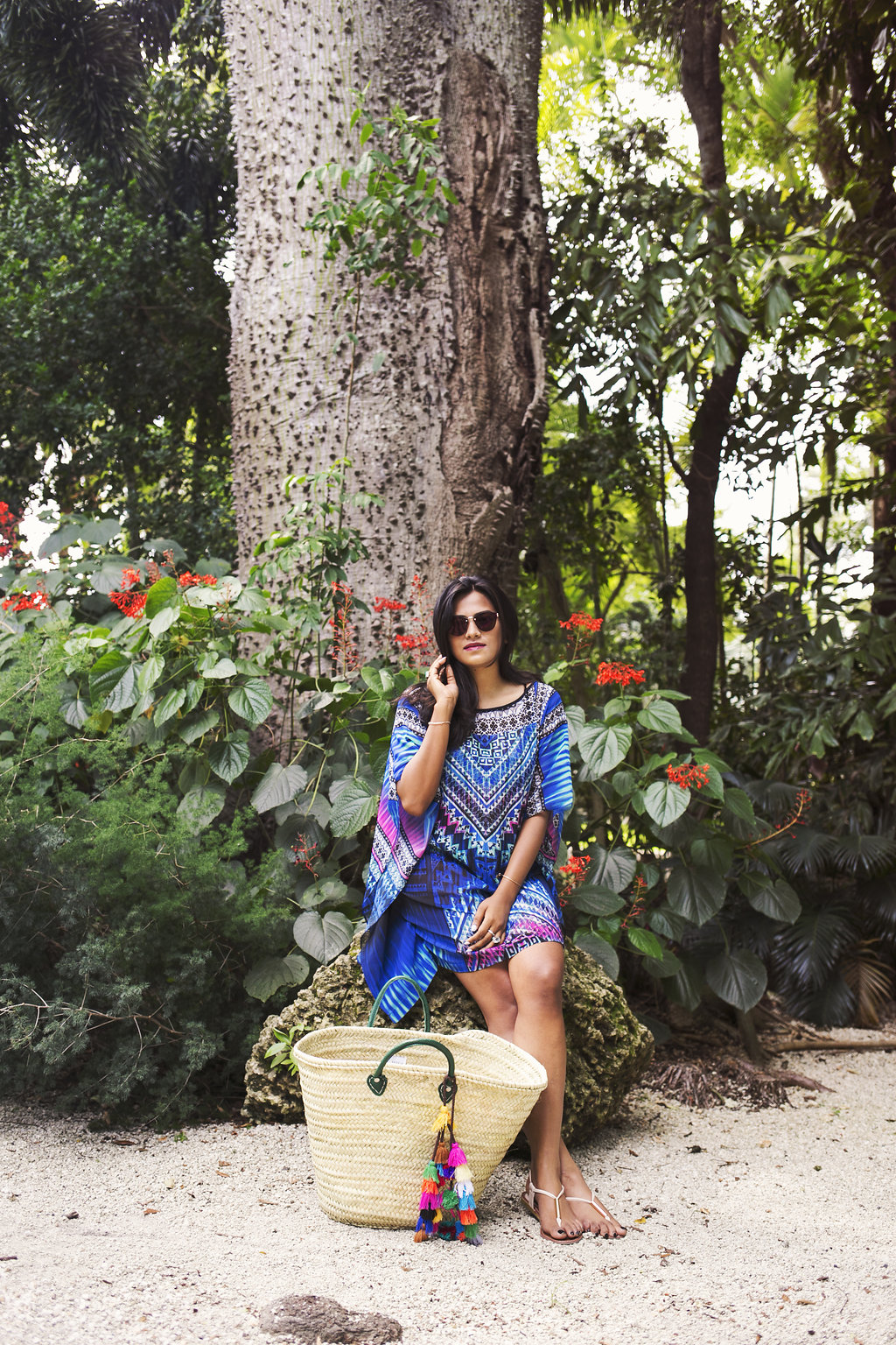 Top Miami Blogger Afroza Khan