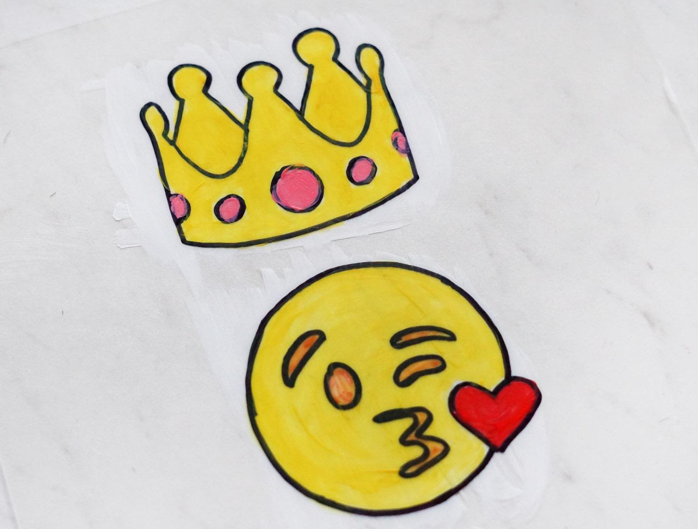 diy-painted-emojis-jacket-pins