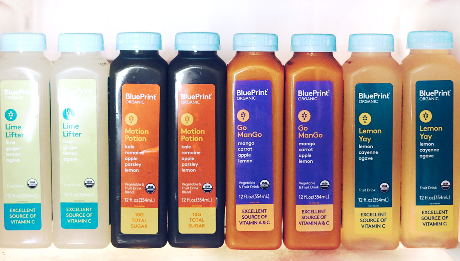 Blueprint Juice Cleanse Vegan Miami Blogger