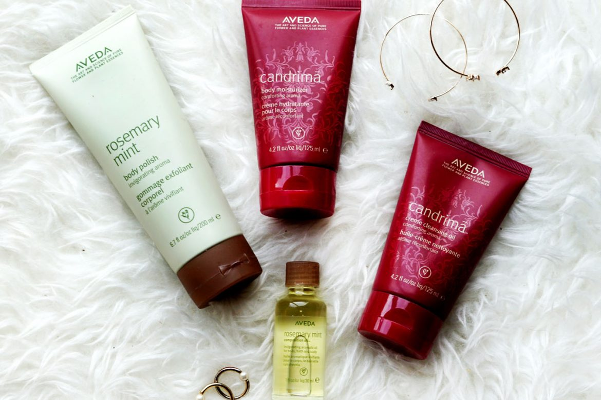 Spa at Home with Aveda