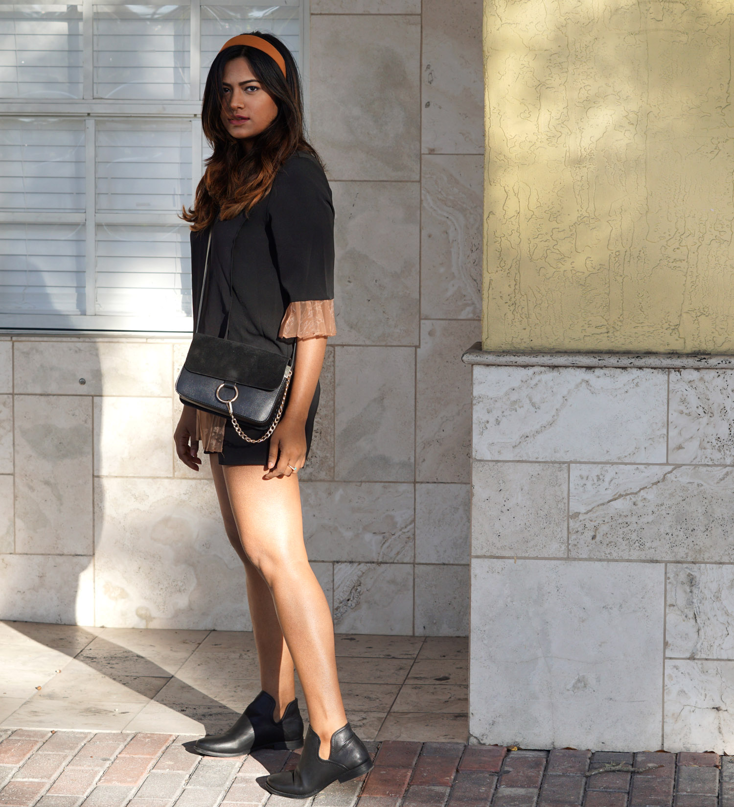 Top Miami Lifestyle Blogger Afroza Khan Chic Stylista