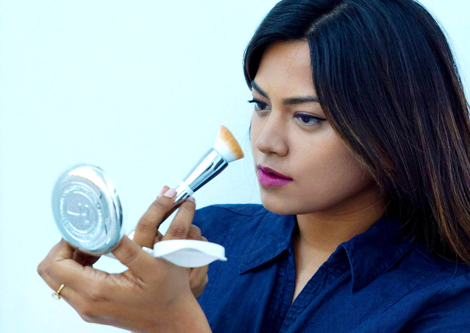 Beauty Blogger Afroza Khan It Cosmetics Review