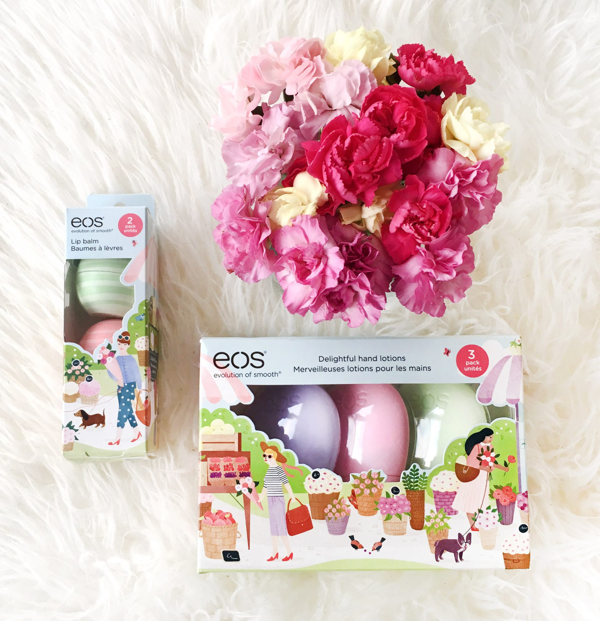 EOS Spring Essentials Lip Balm & Hand Lotion