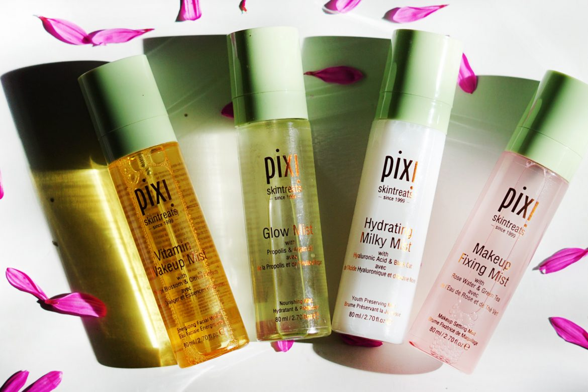 Pixi Beauty Face Mist Review