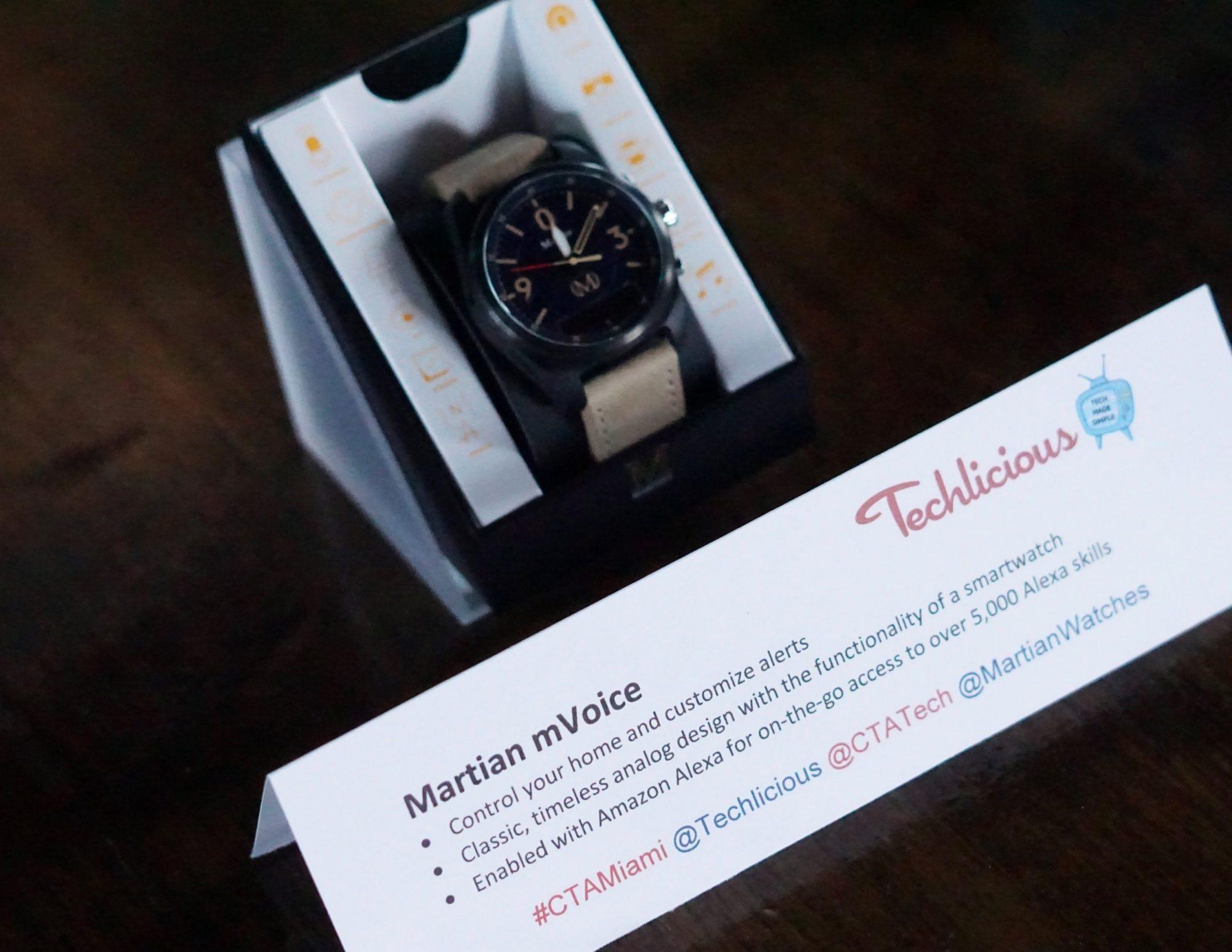 artian mVoice Smartwatches with Amazon Alexa