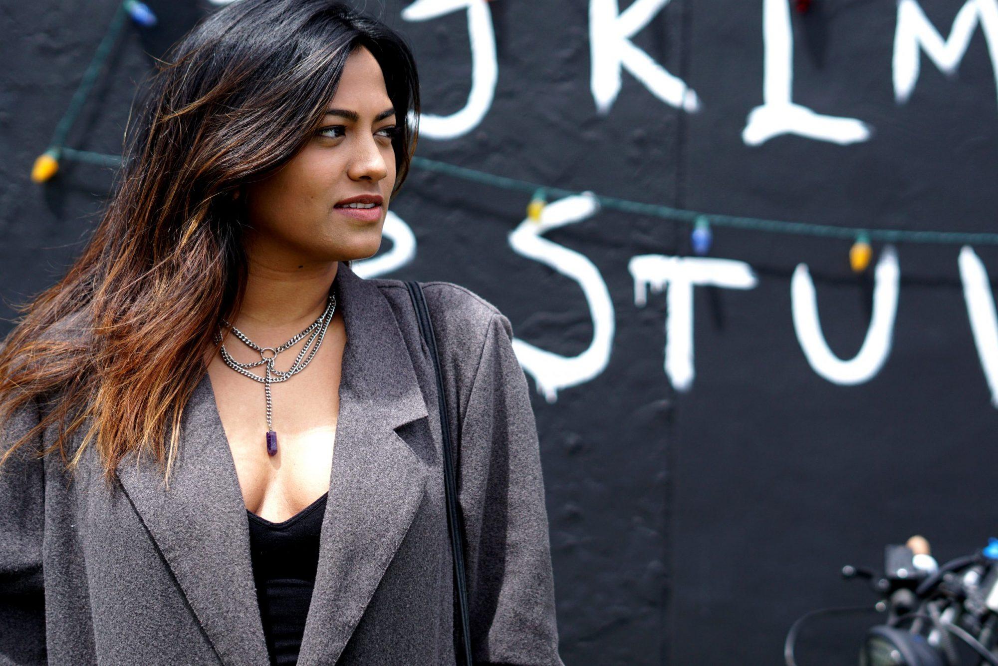 Miami Digital Fashion Tech Blogger Afroza Khan