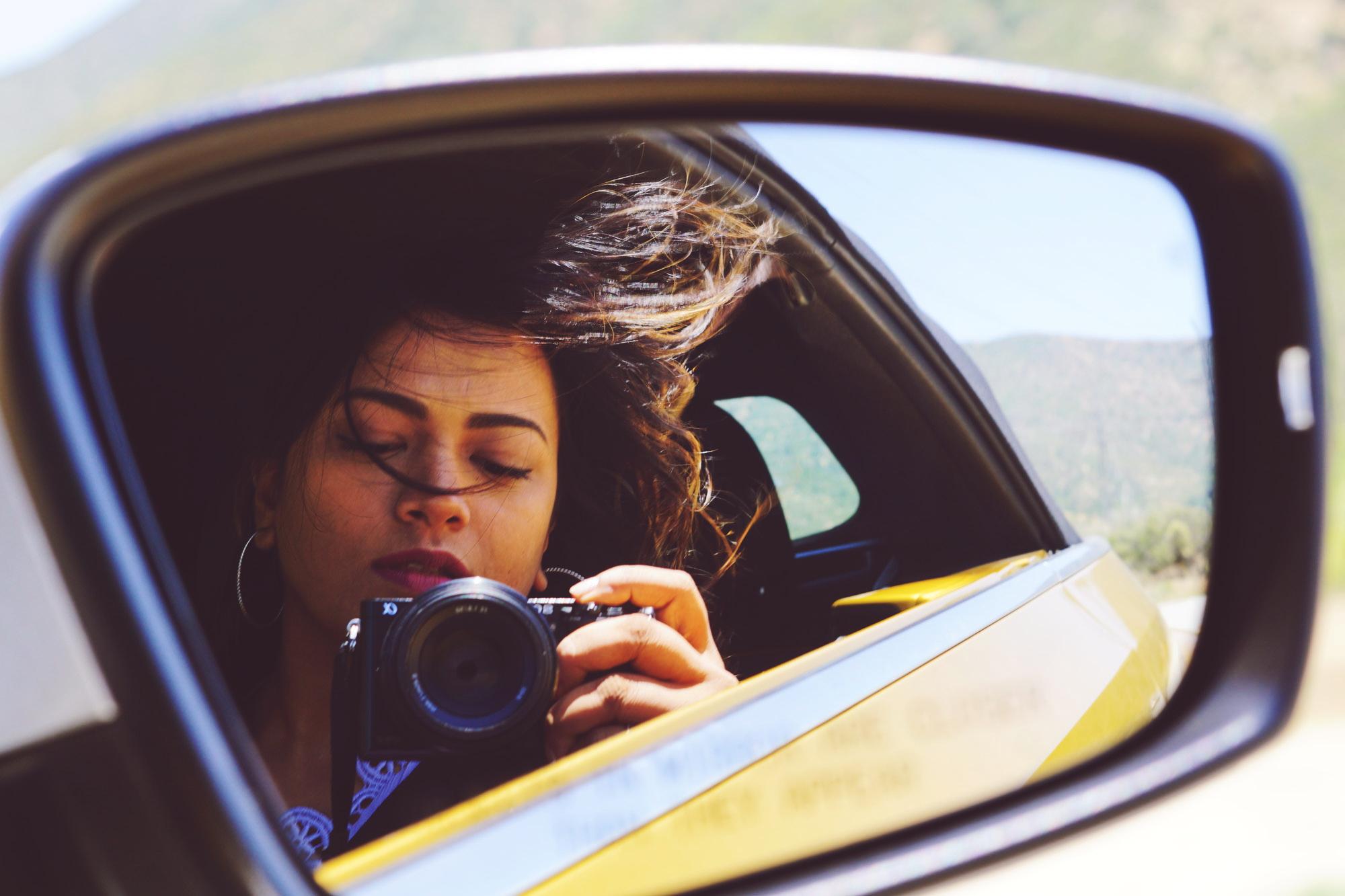 Afroza Khan Roadtrip California Los Angeles