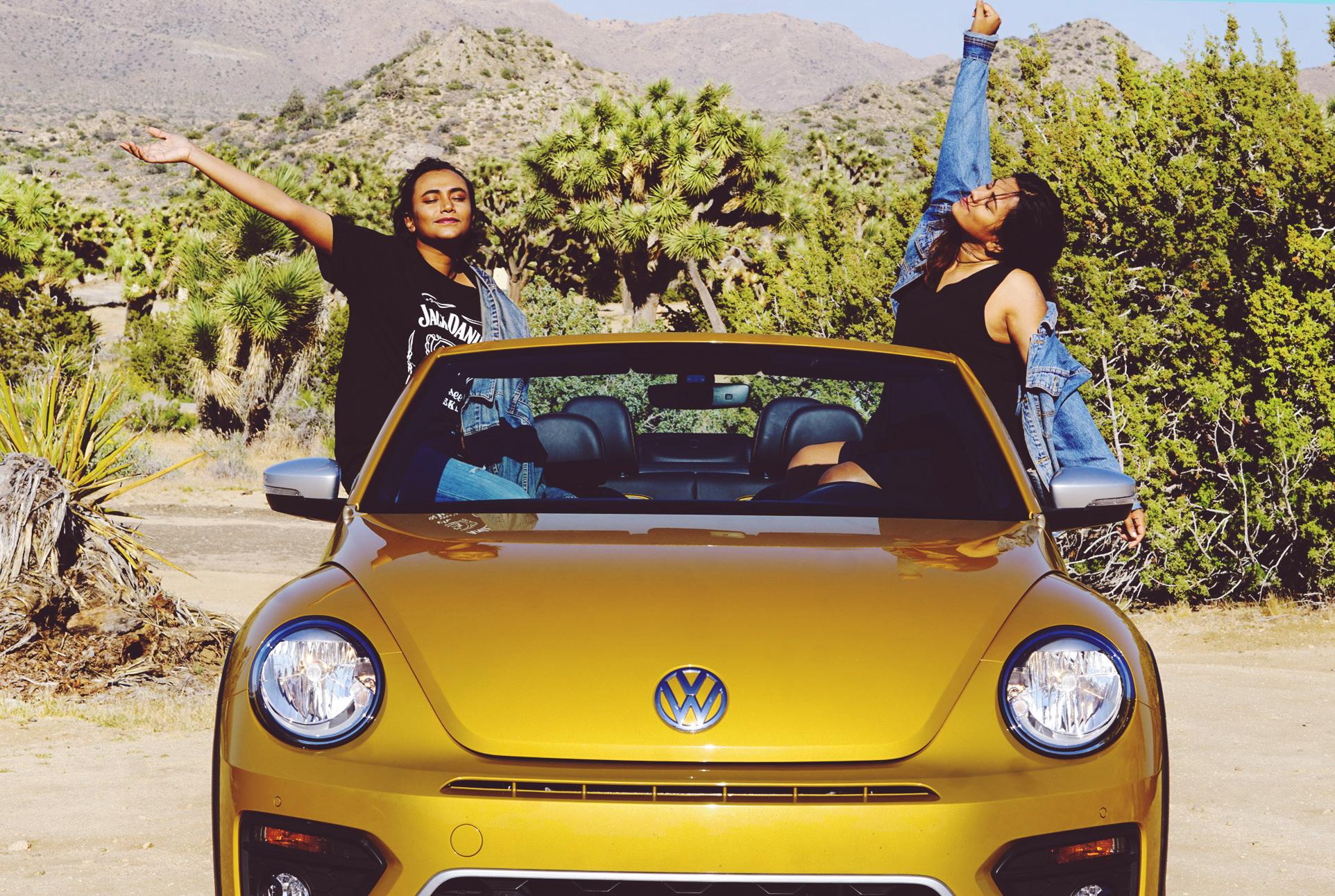 Sisters Road trip in California