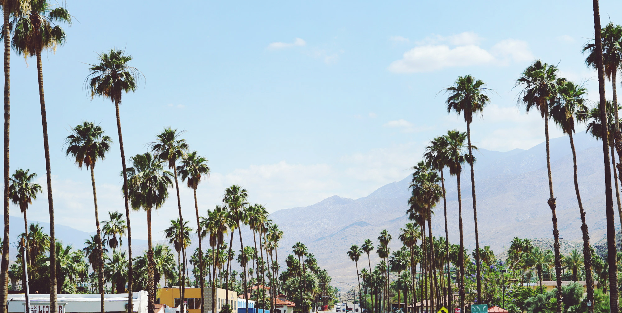 Roadtrip Palm Springs California Travel Blogger