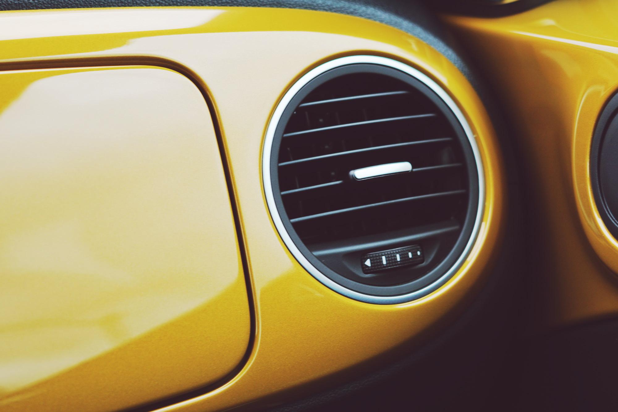 Vintage Feel Of the Volkswagen Dune Convertible