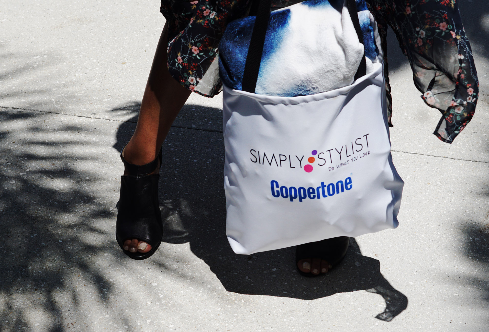 Coppertone Simply Stylist Blogger Event