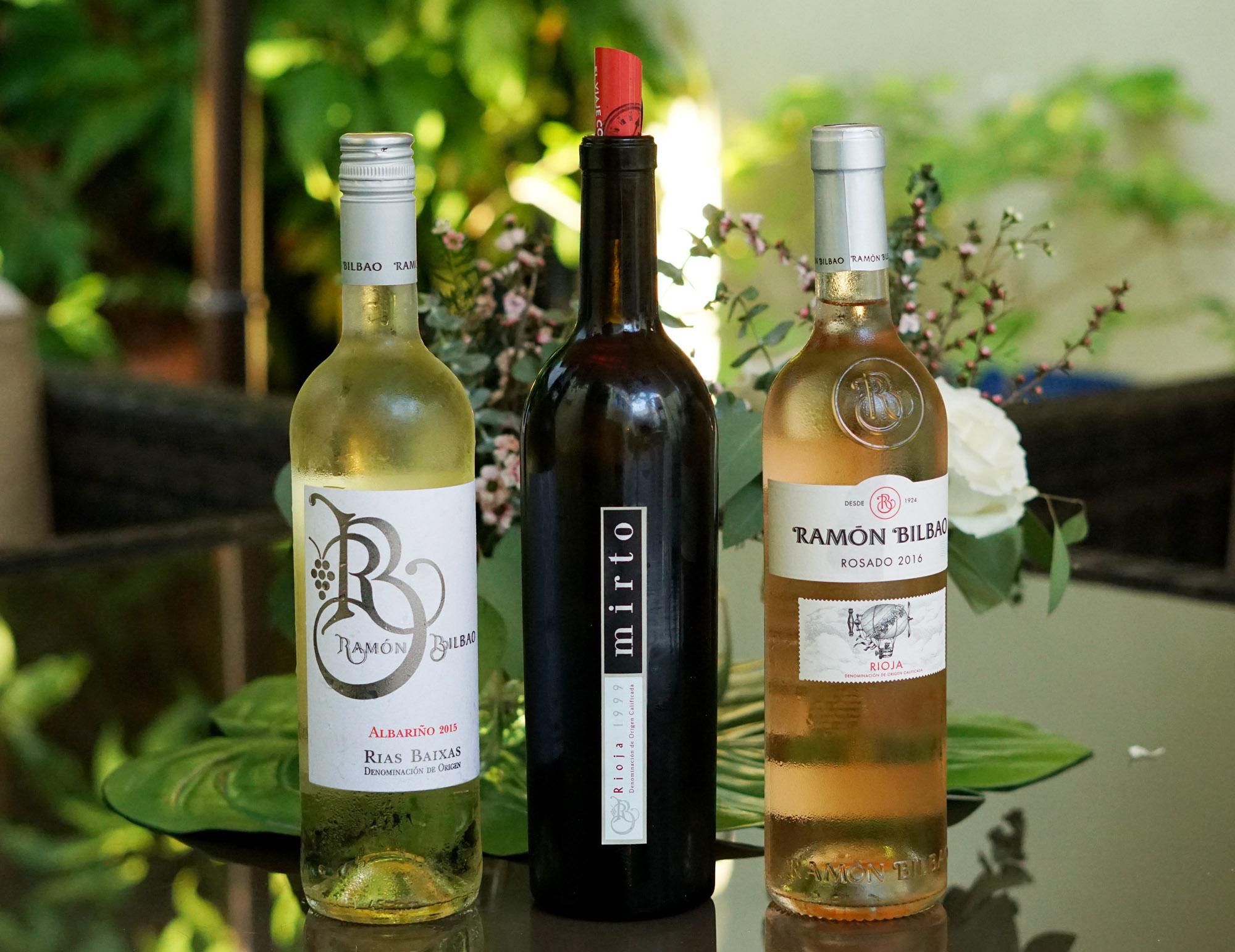 Rodolfo Bastida Wine