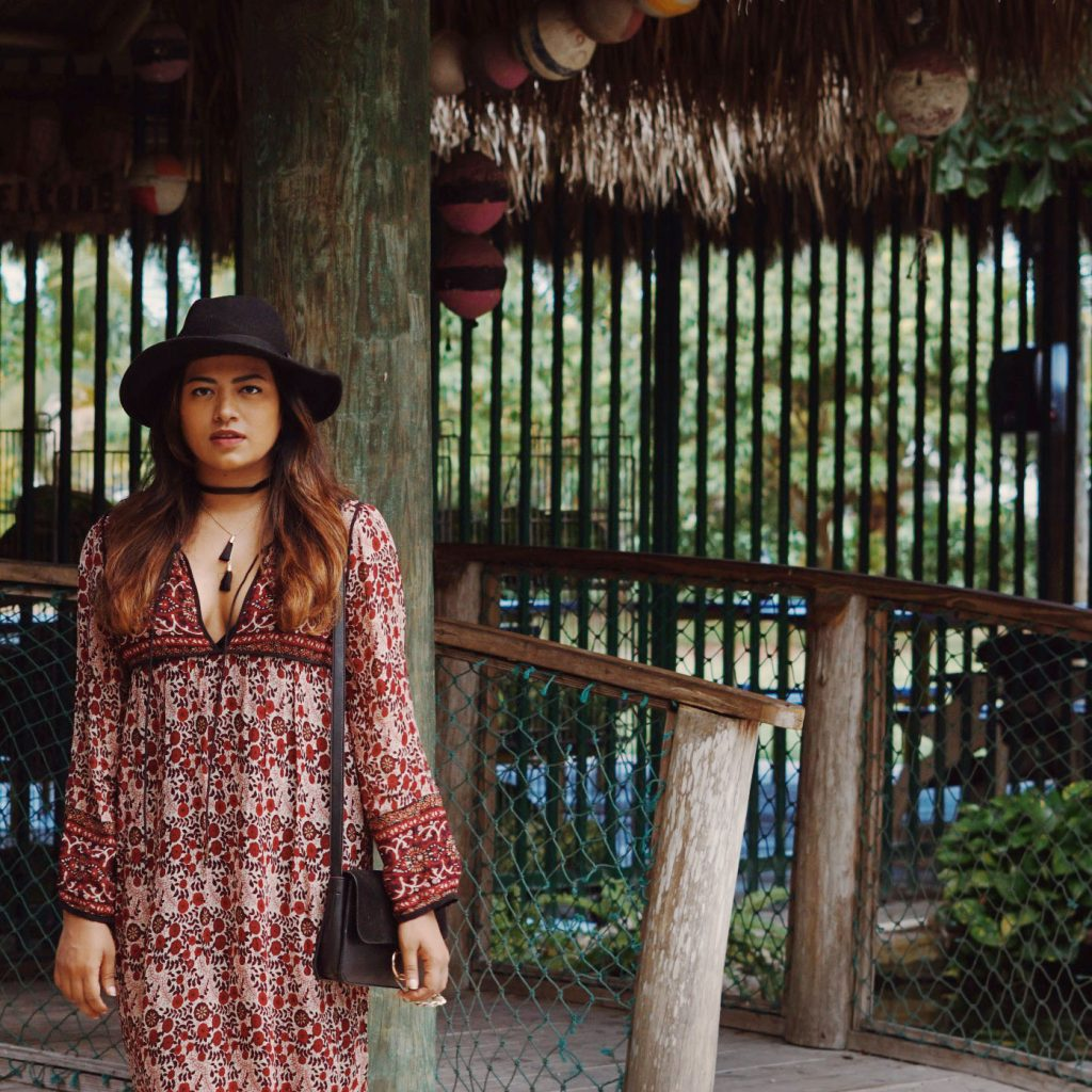 Boho Miami Fashion Blogger Afroza Khan