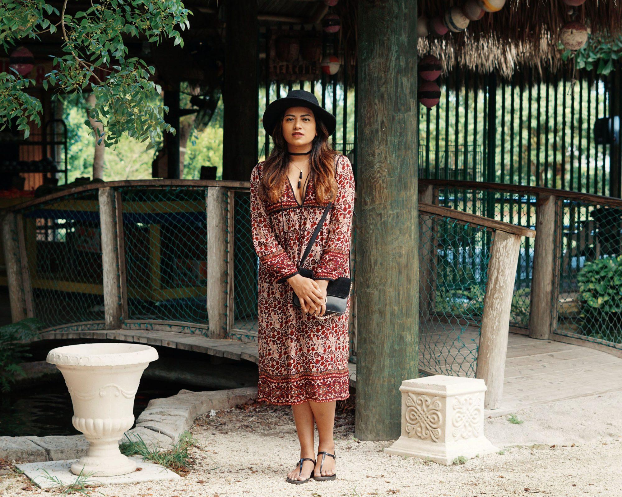 Miami Fashion Lifestyle Influencer Afroza Khan