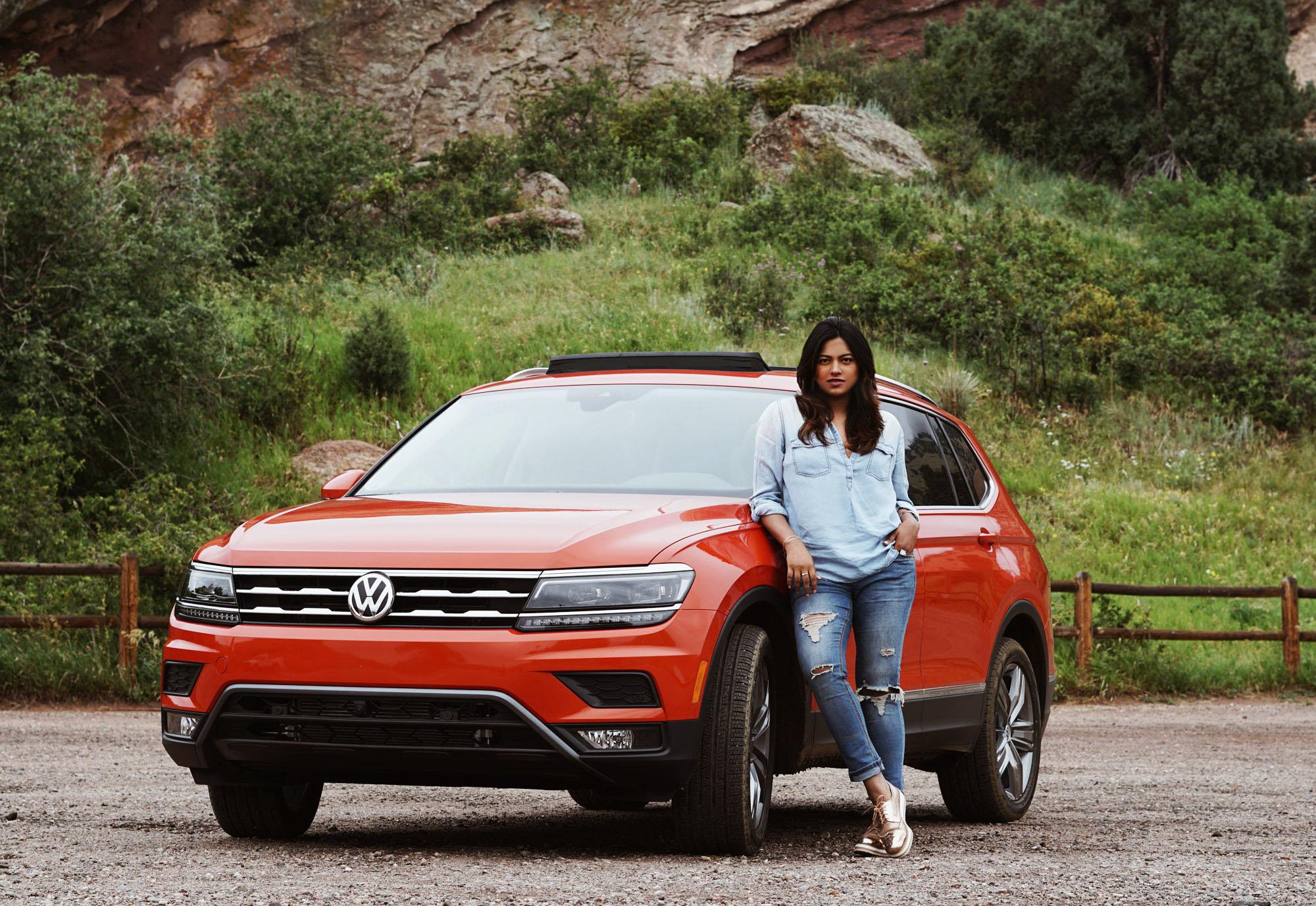 Car Blogger Influencer Chic Stylista Afroza Khan