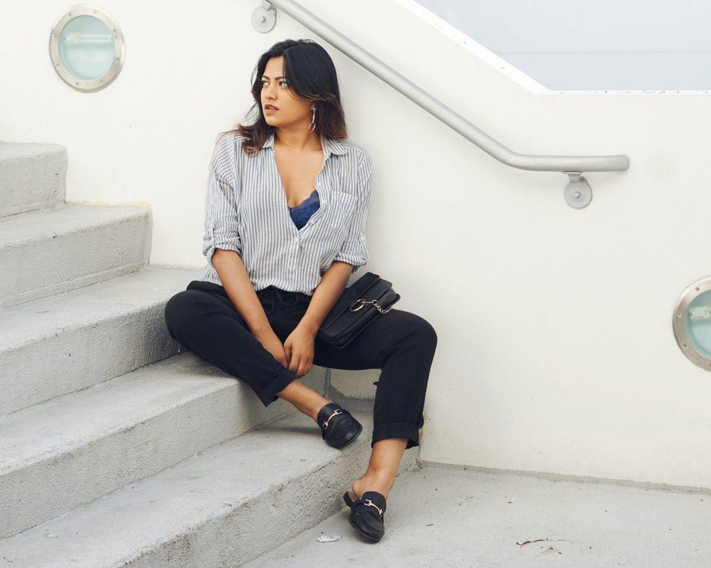 Fashion Blogger Chic Stylista Afroza Khan