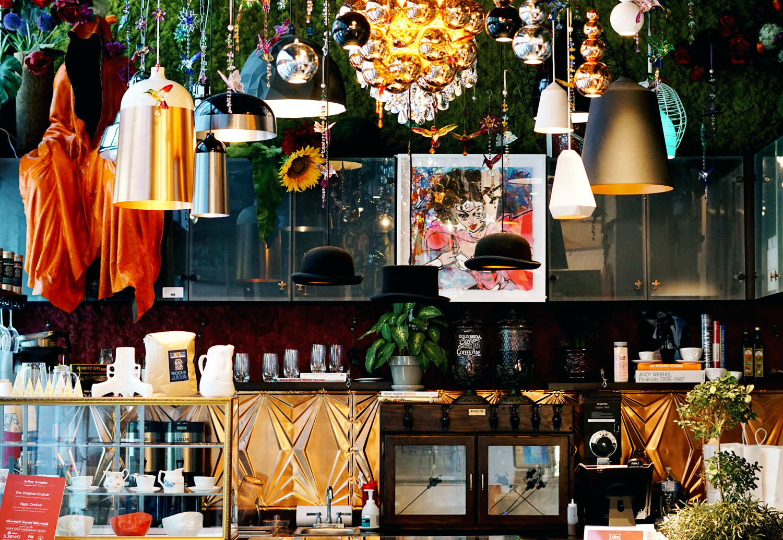 Boho Style Miami LaMuse Cafe