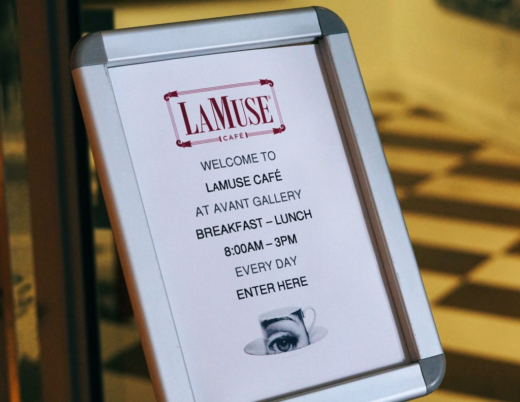 LaMuse Cafe Miami Hours