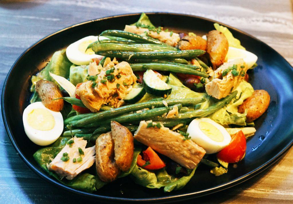 Salade Nicoise LaMuse Cafe