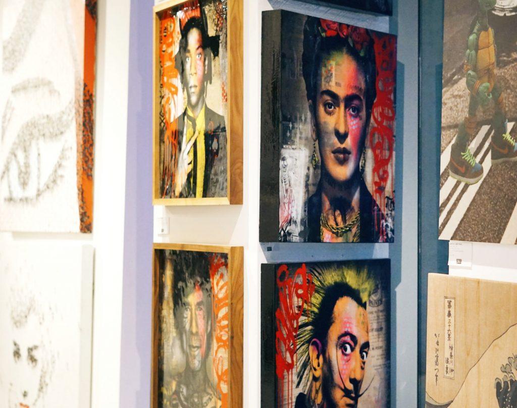 Frieda Kahlo Art Avant Gallery