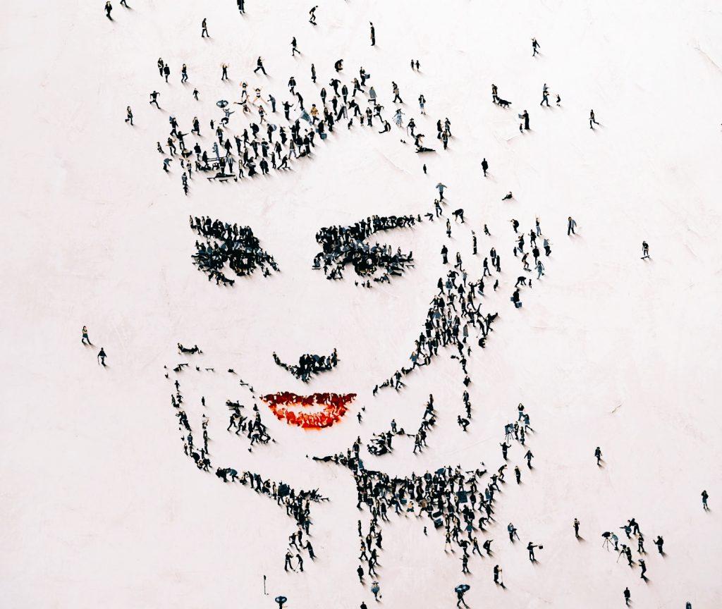 Audrey Hepburn Art Avant Gallery