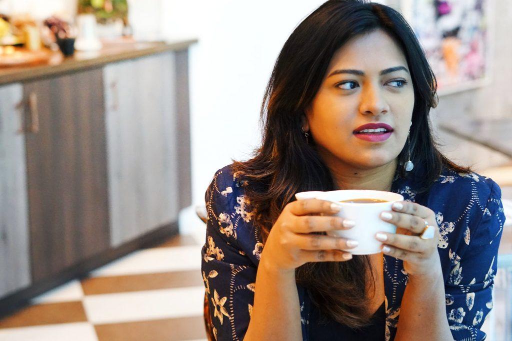 Miami Food Blogger Afroza khan