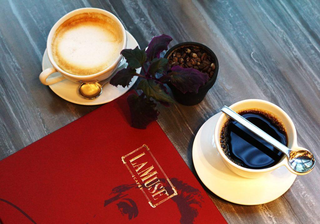 Boho Art Gallery LaMuse Cafe