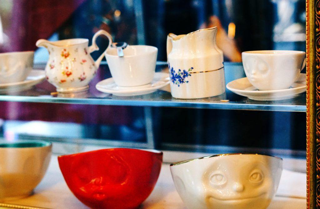 Cute little boho cups Miami Cafe