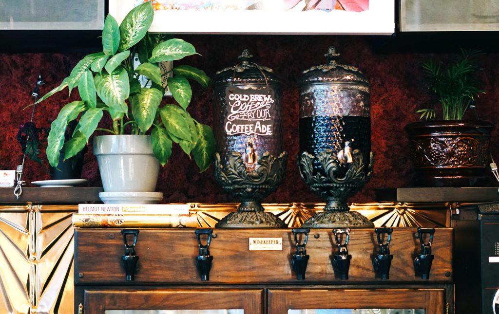 LaMuse Cafe Miami Art Boho Style