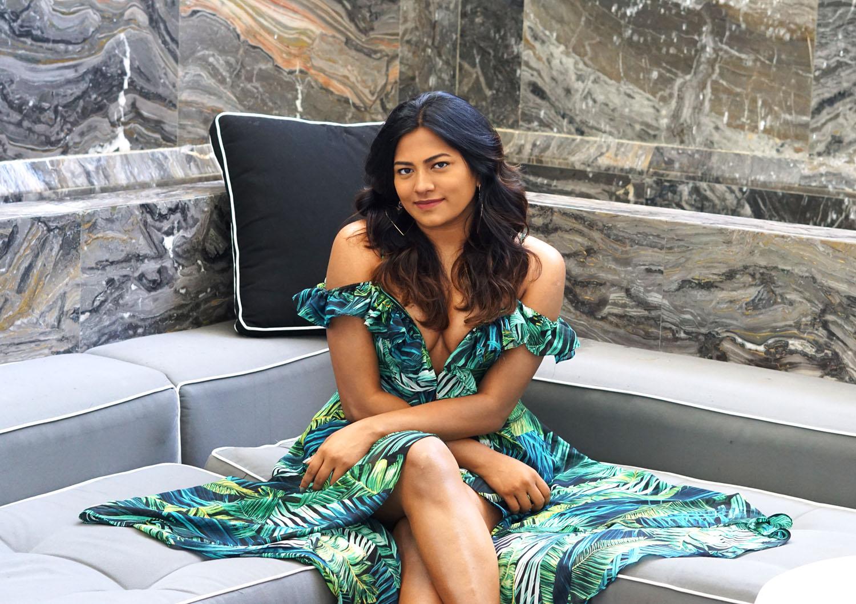Afroza Khan Miami Fashion Blogger