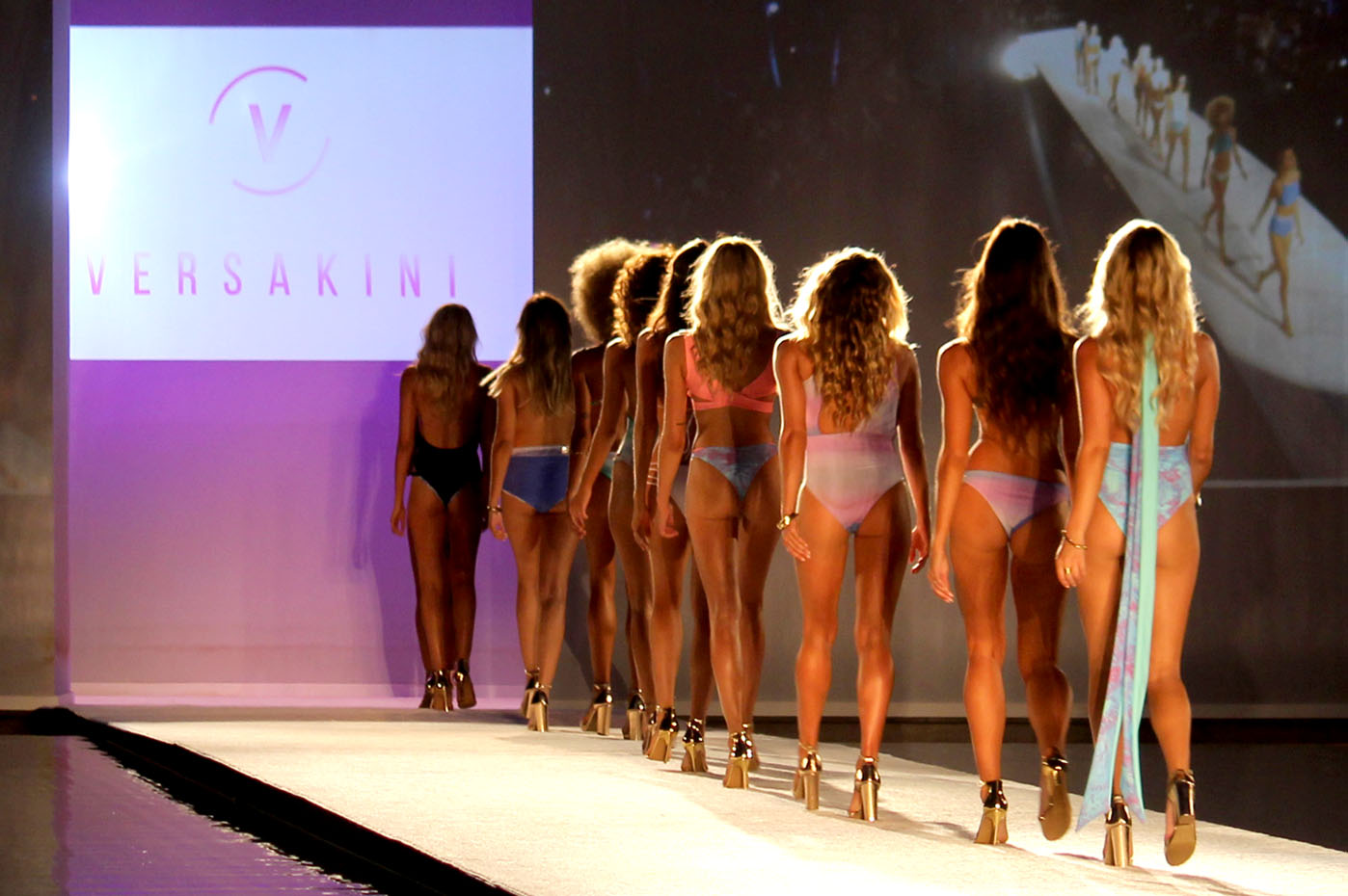 Versakini Miami Swim Week 2017 Runway Show
