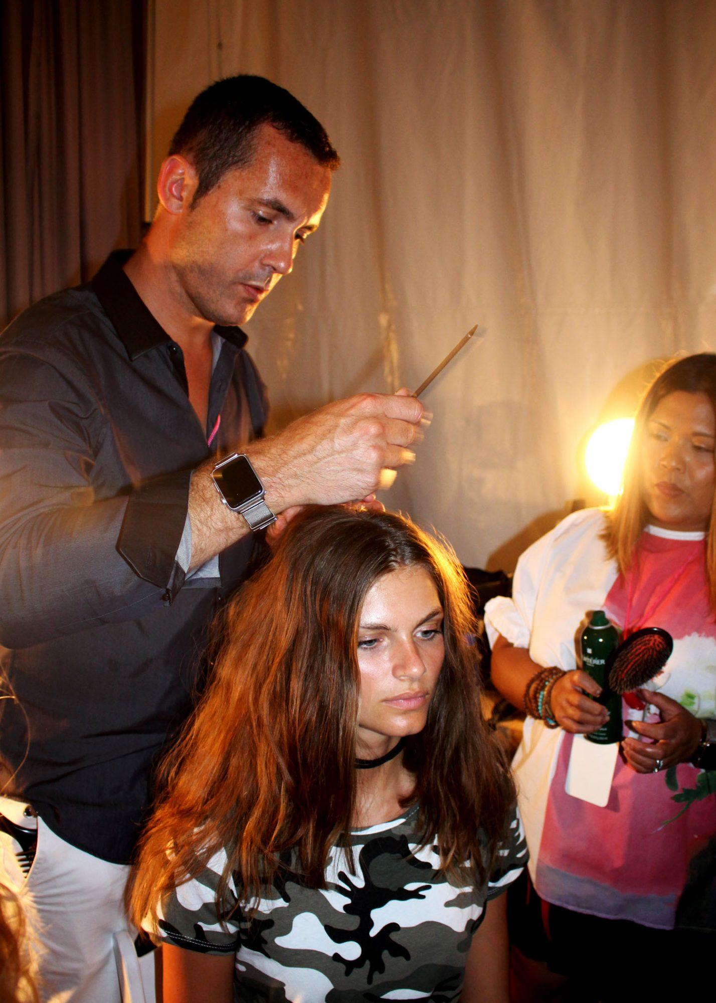 Rene Furterer Hair Stylist Adrien Flammier