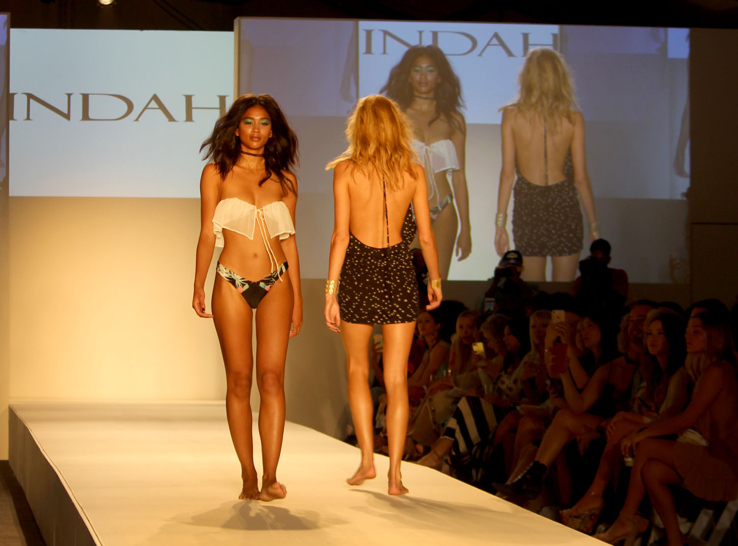 Indah Clothing Swim Week Miami Beach