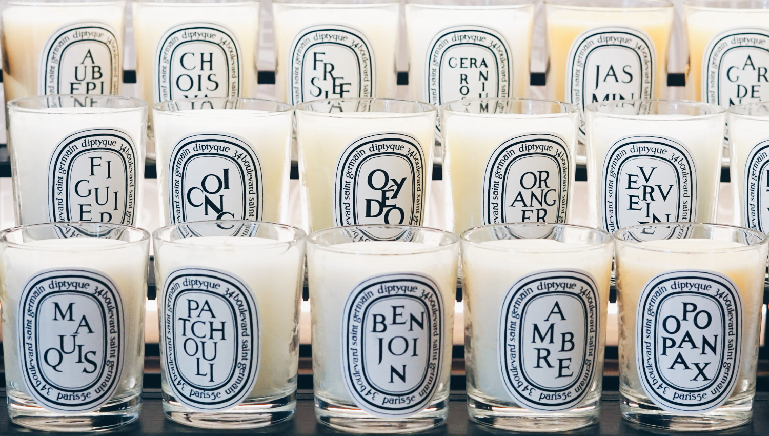 Diptyque Candles Lifestyle Blogger