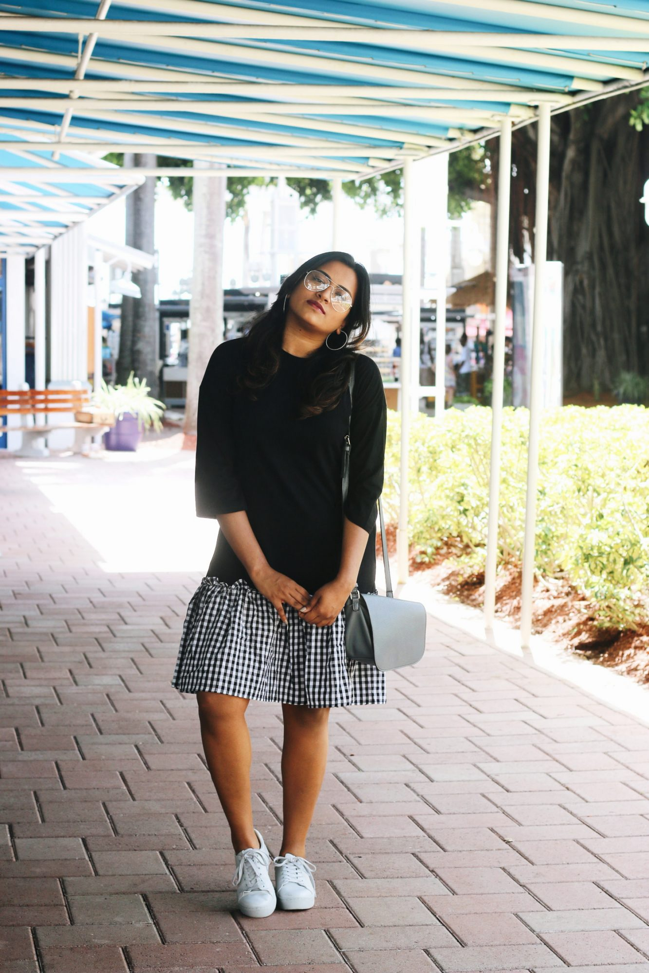 Bayside Miami Fashion Blogger Fall Style