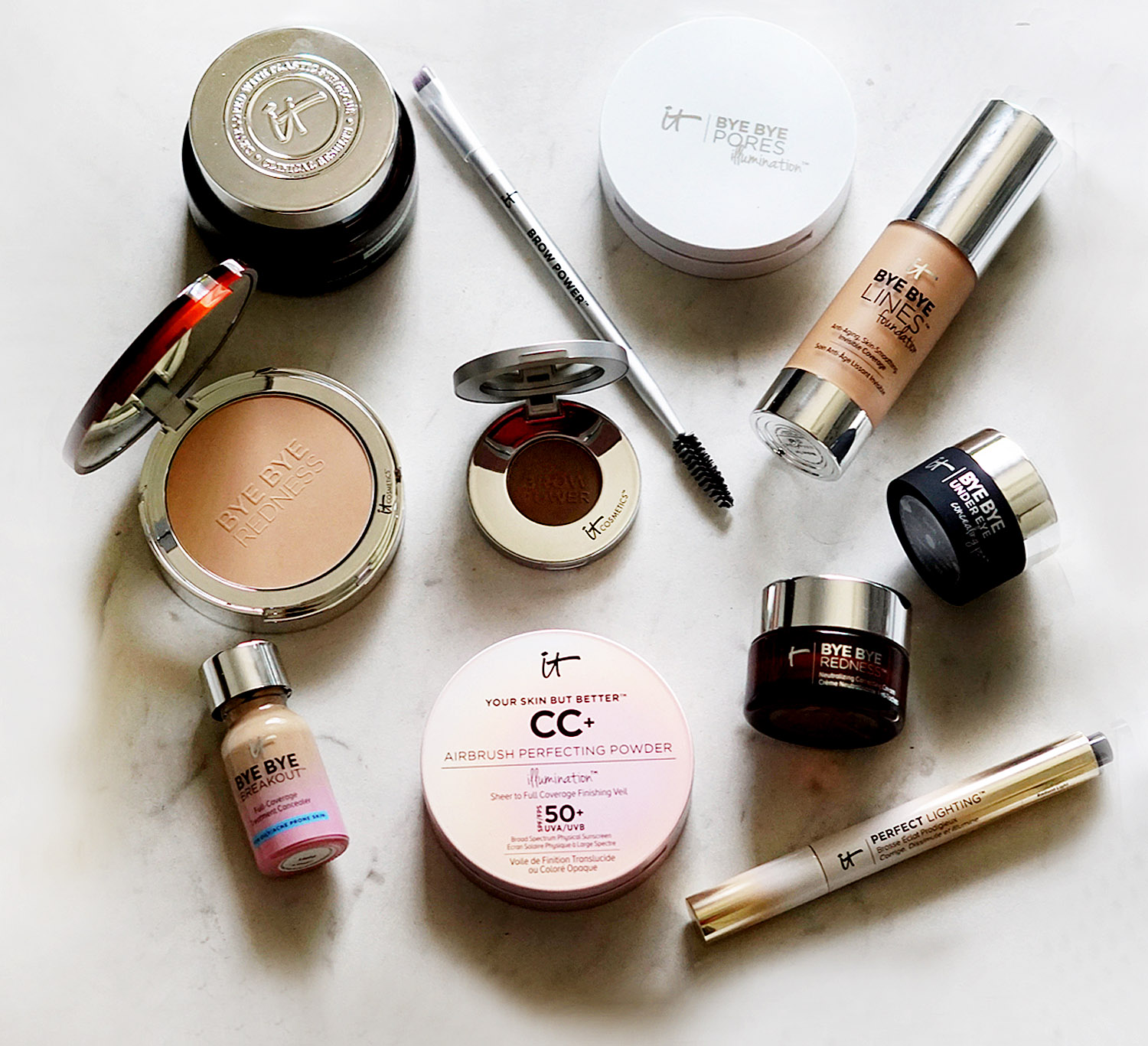Beauty Blogger It Cosmetics Giveaway