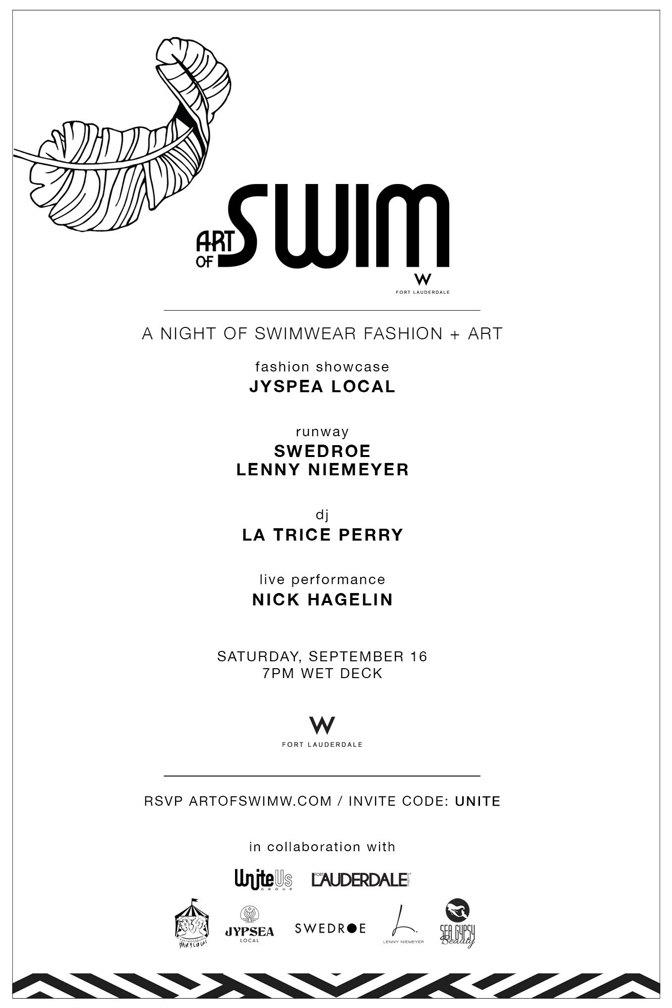 Art Of Swim Fort Laudedale Fashion Events
