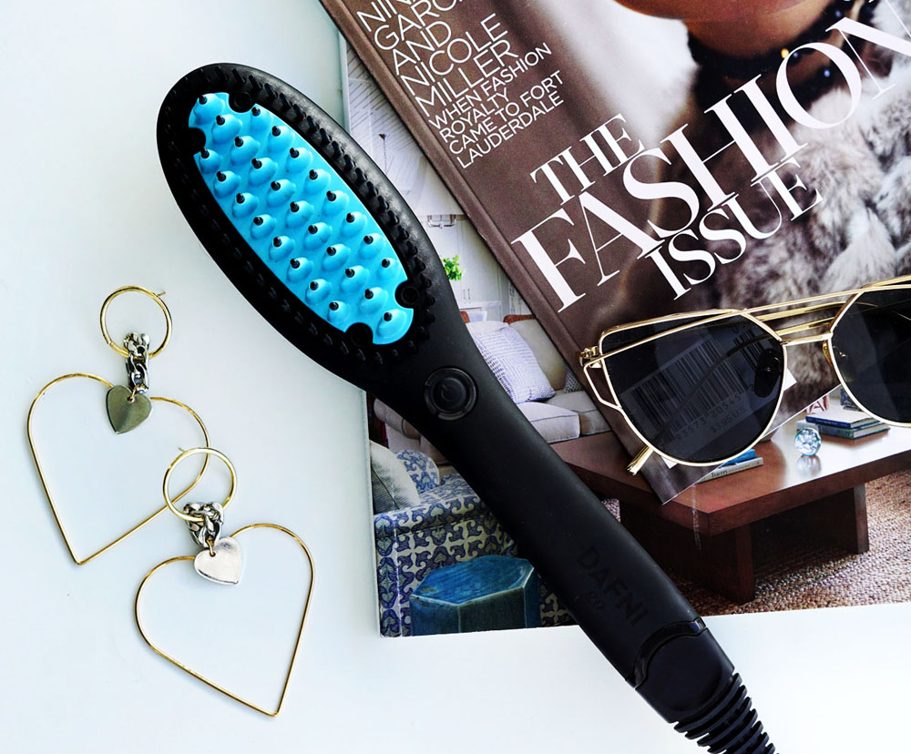 Dafni Hair Straightener Review