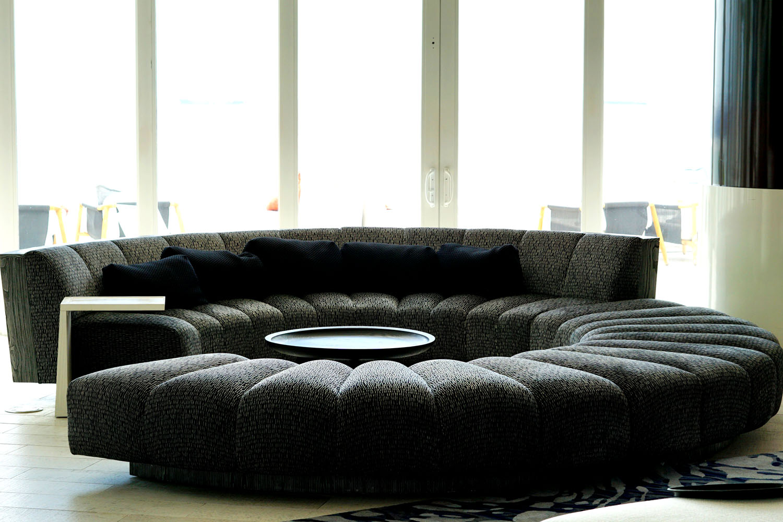 W Fort Lauderdale Luxury Hotel Living Room