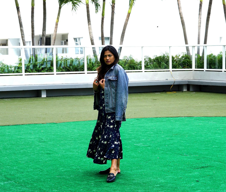 Afroza Khan Fashion Lifestyle Blogger