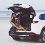 Car Blogger Influencer Travel Road Trip