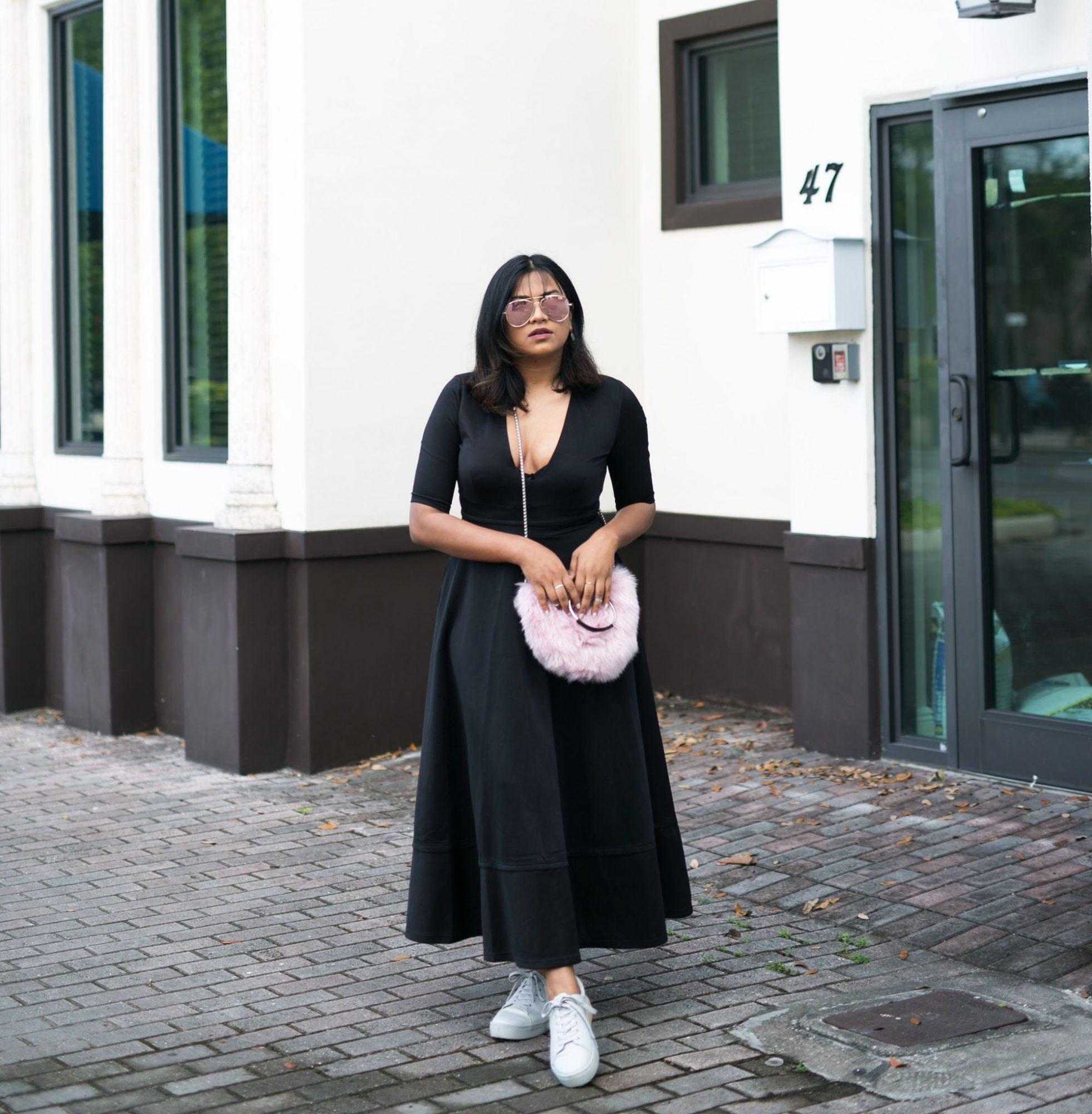 Miami Fashion Influencer Lifestyle Blogger Afroza Khan