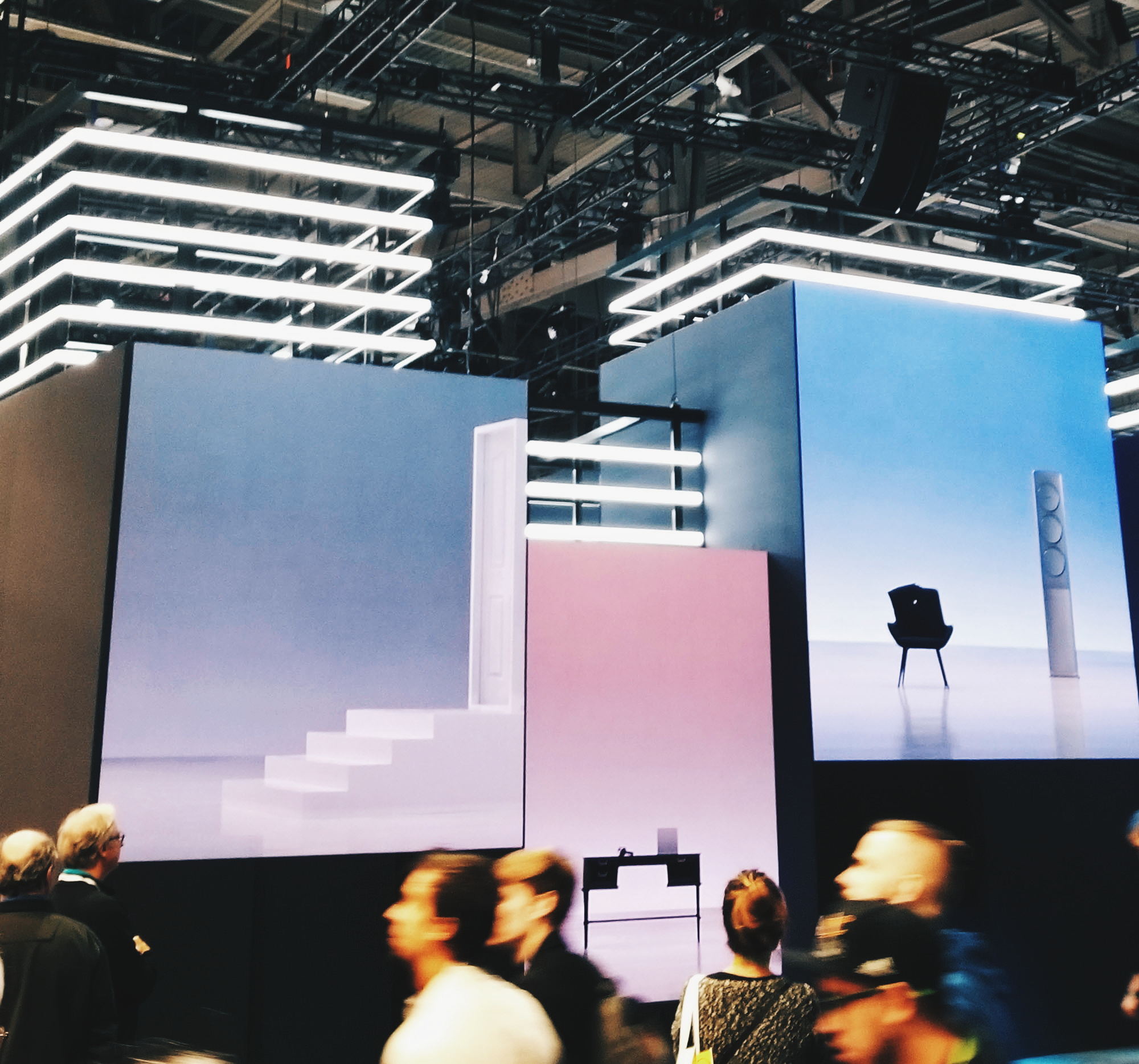 CES 2018 Samsung Smart City