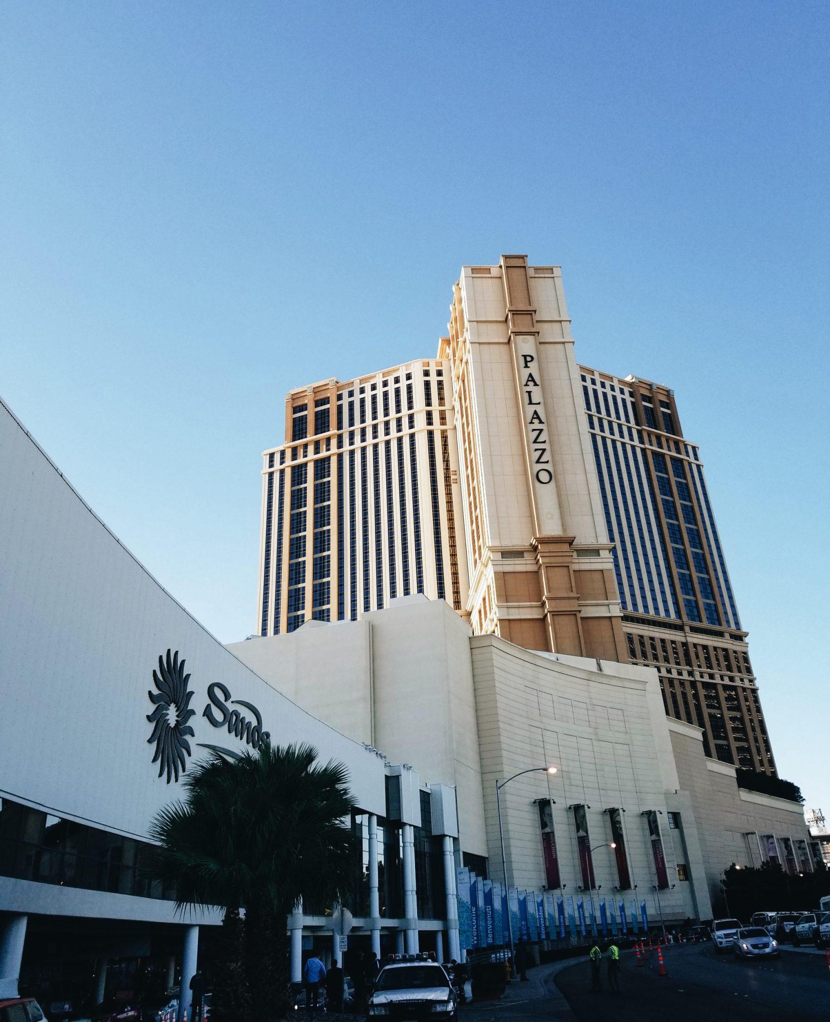 Las Vegas Sands Hall CES 2018