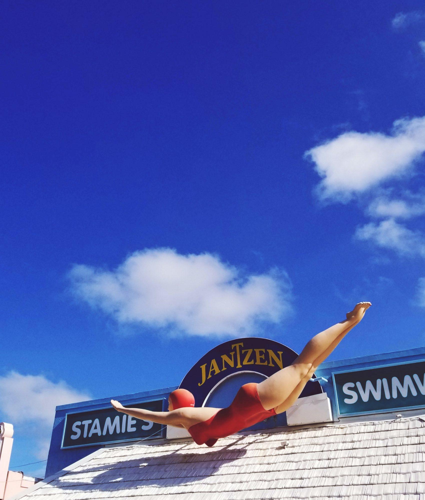 Daytona Beach Jantzen Swim