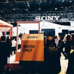 Sony Media Event Tech Blogger CES 2018
