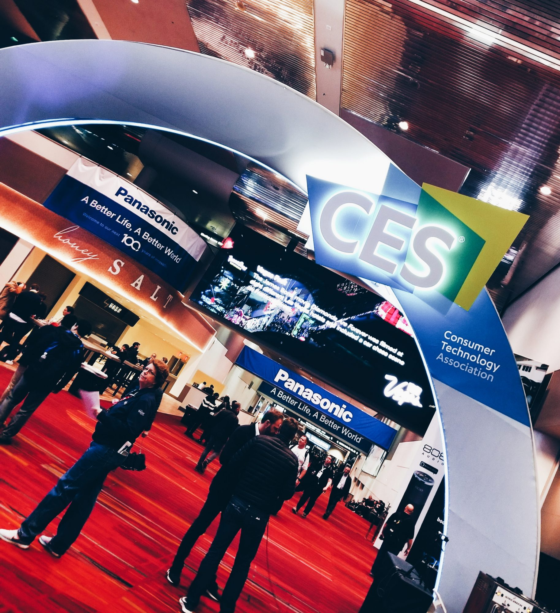 Las Vegas Convention Center CES 2018