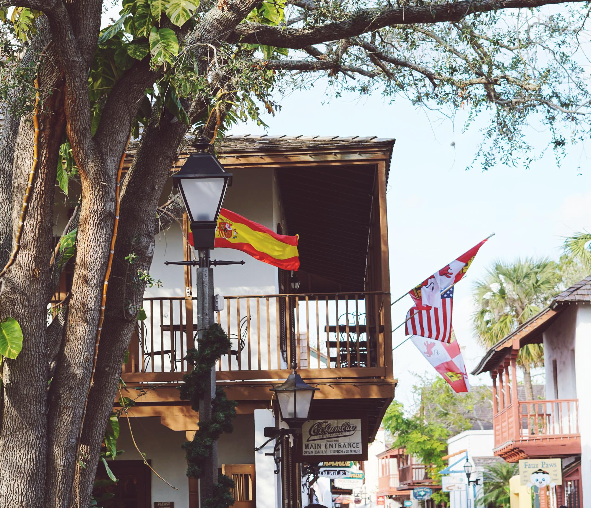 Vintage St. Augustine