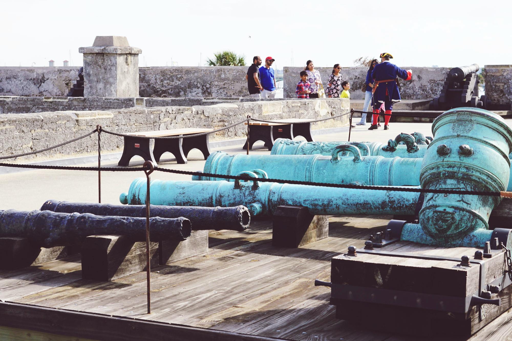 Castillo de San Marcos | Visit St. Augustine